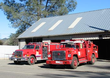 Capay Valley Fire District
