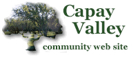 CapayValley.com Home Page